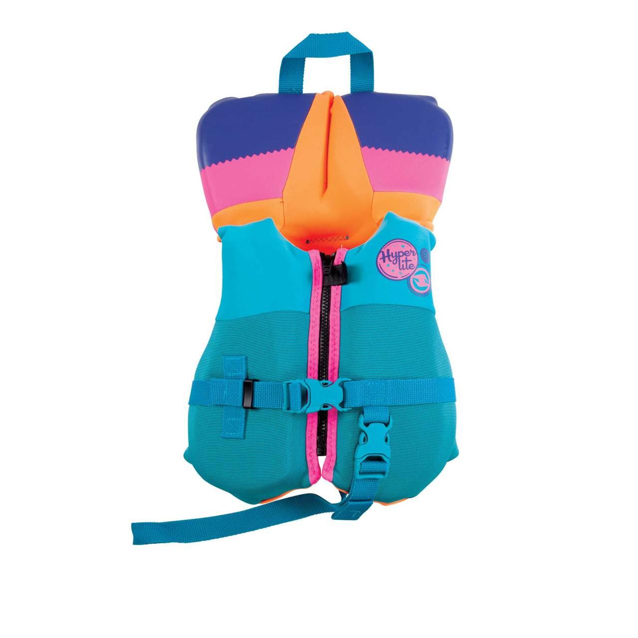 c3ea42376dc 2019 Hyperlite Girls Toddler 0-30lb Life Vest