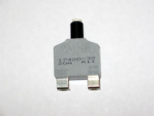 MasterCraft Circuit Breaker Ignition Ballast