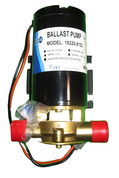 Ballast Pump by Jabsco - Ballast Puppy