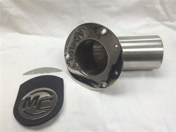 MasterCraft Stainless Steel Muffler For V Drive