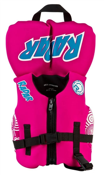 Radar Waterskis Akemi Toddler Life Jacket