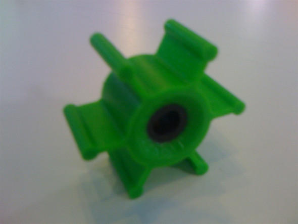 Jabsco Green Ballast Impeller
