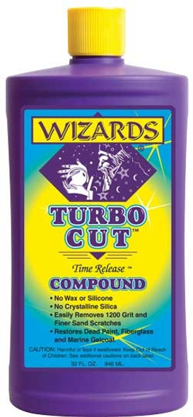 Wizards Turbo Cut