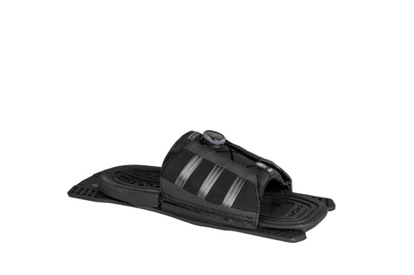 Adjustable Rear Toe BOA - Carbon / Black - Feather Frame