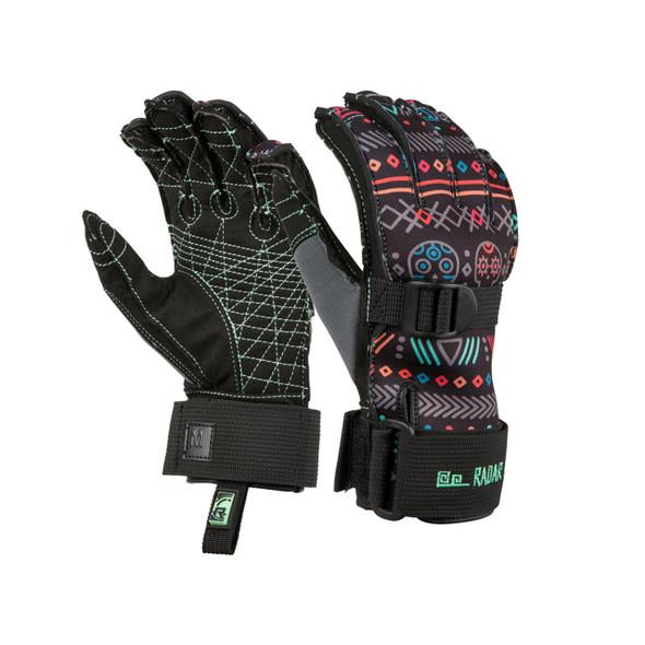 2019 Radar Kids TRA Water Skis Gloves