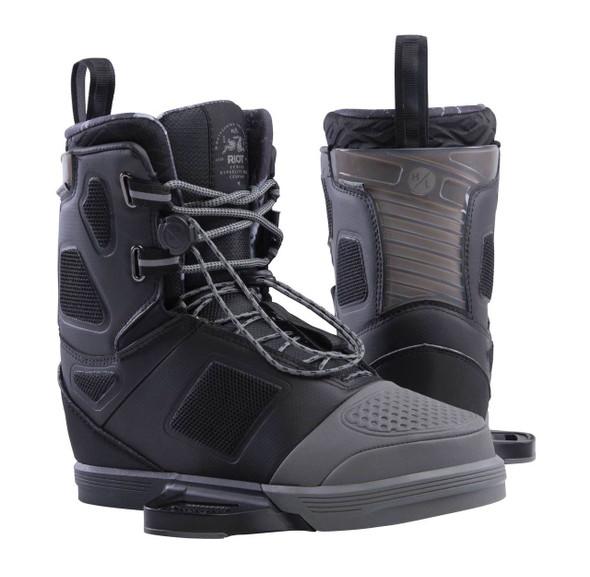 2019 Hyperlite Riot Boots Black 1
