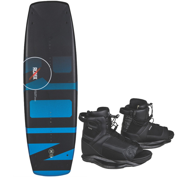 2019 Ronix District Wakeboard - Divide Bindings