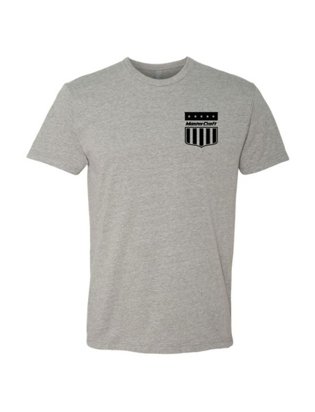Mastercraft Grey Shield T-Shirt