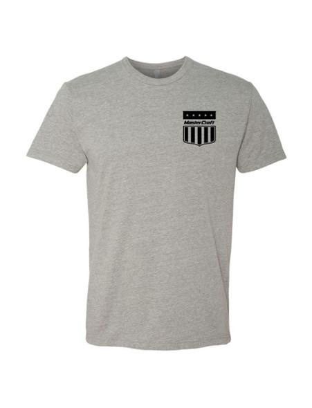 Mastercraft Grey Shield T-Shirt