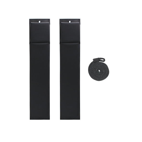 Small Countor Fender (Black)