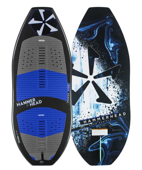 2022 Phase 5 Hammerhead Wakesurf Board