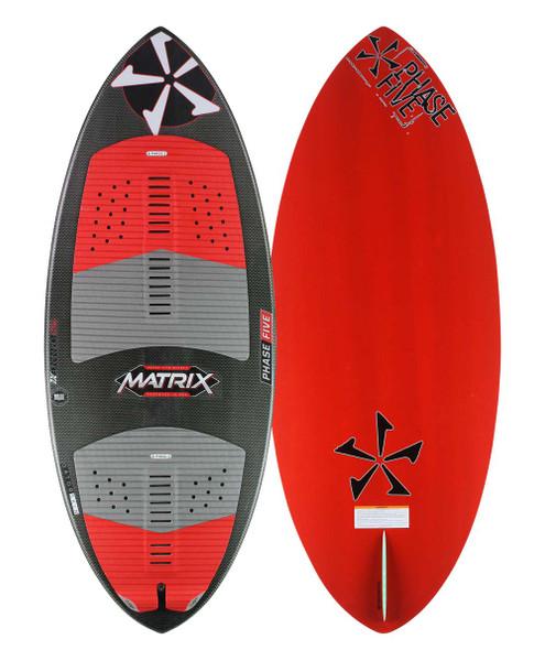 2022 Phase 5 Matrix Wakesurf Board