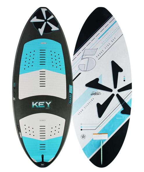 2022 Phase 5 Key Wakesurf Board