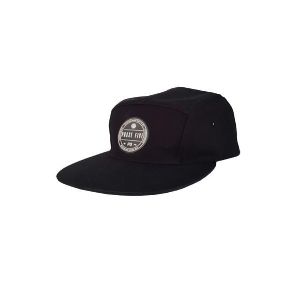 Panel Camp Seal Logo Hat - Black