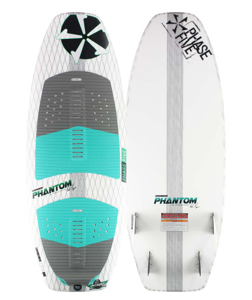 2022 Phase 5 Phantom Wakesurf Board