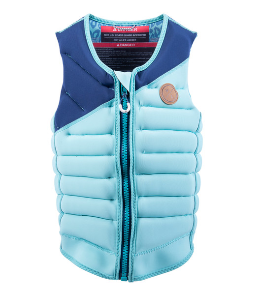 2020 Hyperlite Scandal Life Jacket - Mint/Navy