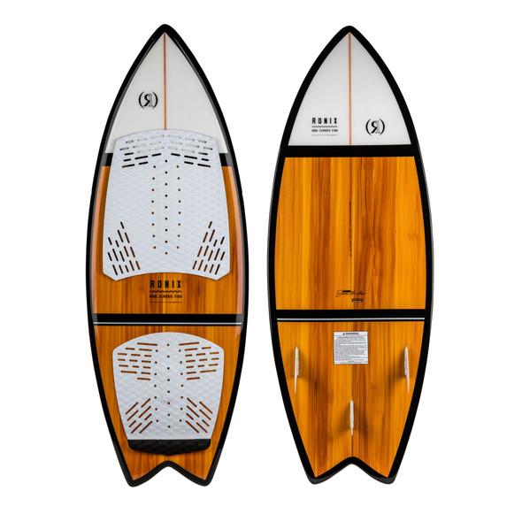 2021 Ronix Koal Classic Fish Wakesurf Board 1