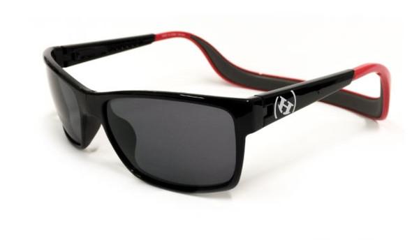 Hoven Monix Black-Red | Grey Polarized