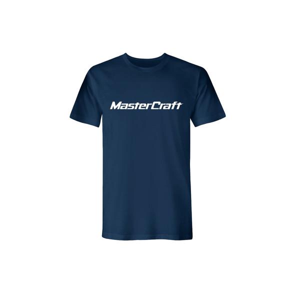 Mastercraft Navy Logo T-Shirt