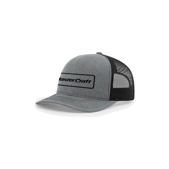 Mastercraft Grey Logo Hat