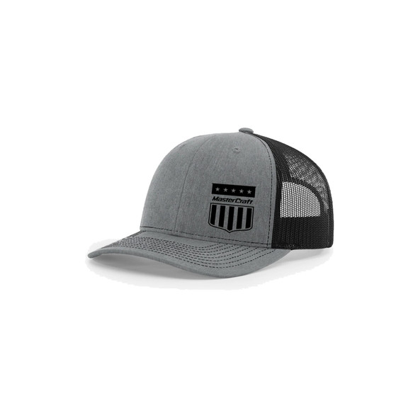 Mastercraft Grey Shield Hat