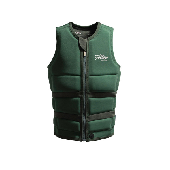 2020 Follow Ladies Surf Life Jacket (Olive)