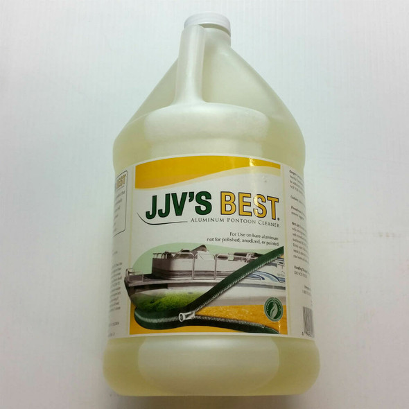 JJV's Best Aluminum Cleaner - Gallon
