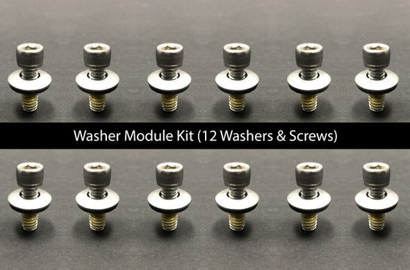 12 Pack of OEM Fuel Pump Module Screws
