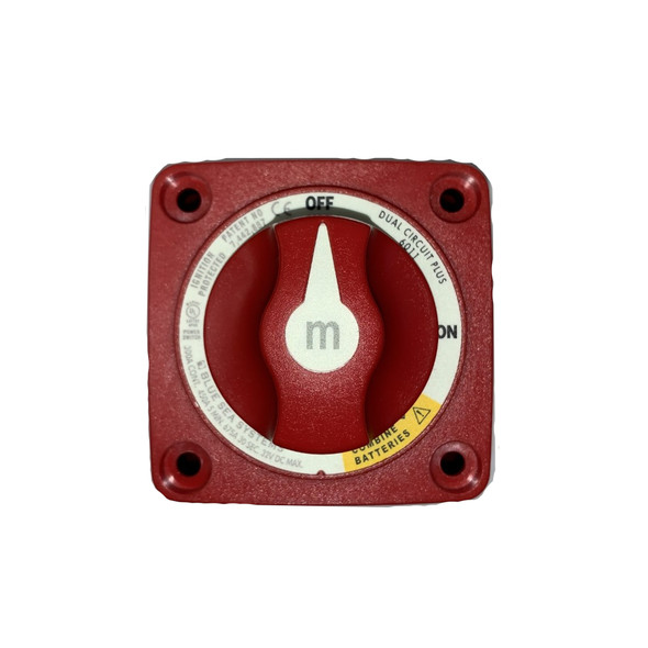 Dual Battery Switch 4-Post