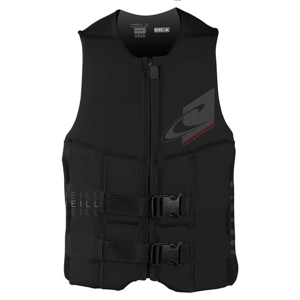 Oneill Assualt Life Jacket - Black