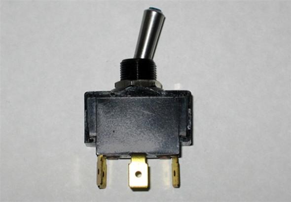 MasterCraft Toggle Switch Blue LED 2 Position 4 Prong
