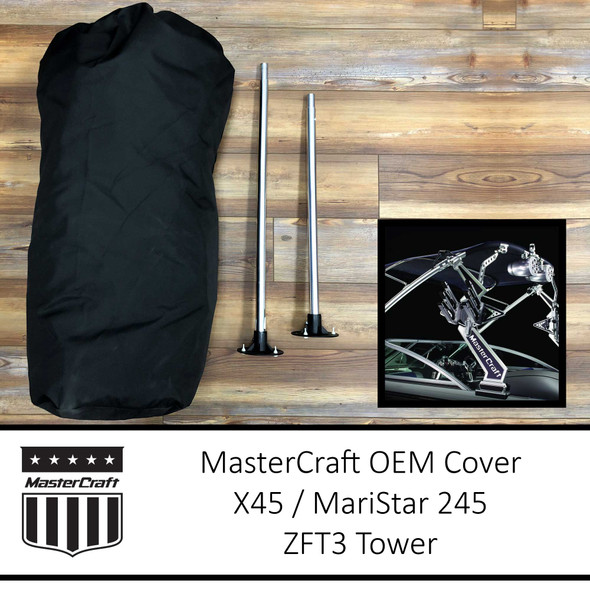 MasterCraft X45/245 Cover | ZFT3 Tower