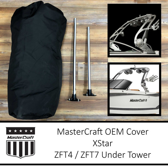 MasterCraft XStar Cover | ZFT4/ZFT7 Tower
