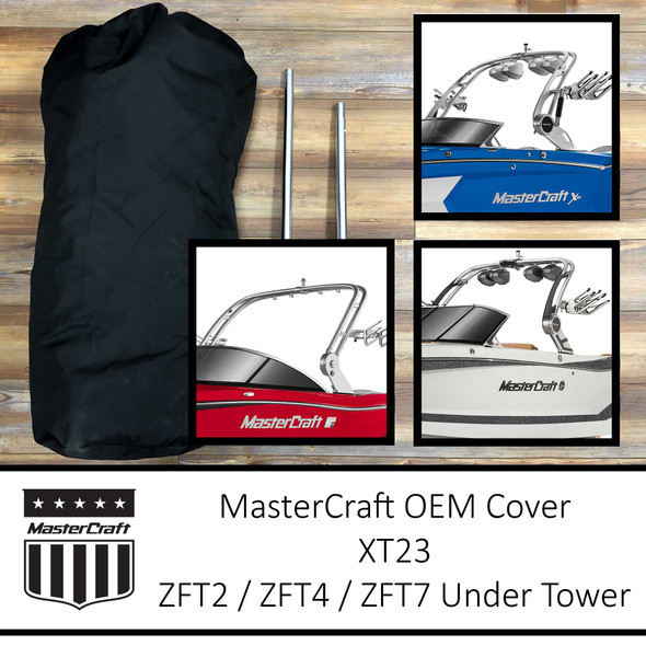 MasterCraft XT23 Cover |ZFT2/ZFT4/ZFT7 Tower