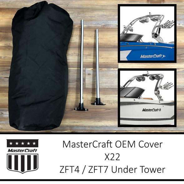 MasterCraft X22 Cover |ZFT4/ZFT7 Tower