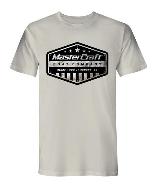 MasterCraft Cement Sign Men's T-Shirt