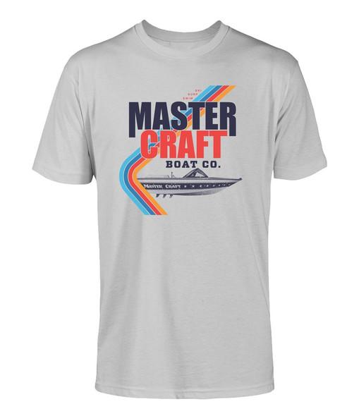 MasterCraft Retro Lines Men's T-Shirt