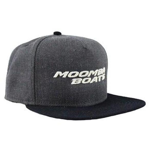 Moomba Wool Blend Hat - Heather Charcoal