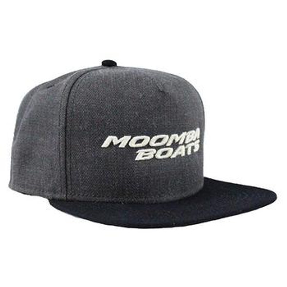 Moomba Wool Blend Hat - Heather Charcoal