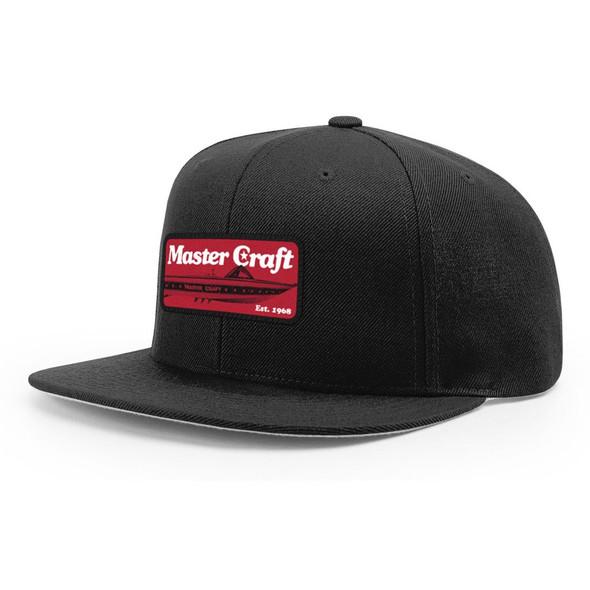 MasterCraft Stars & Stripes Flatbil Snapback Hat