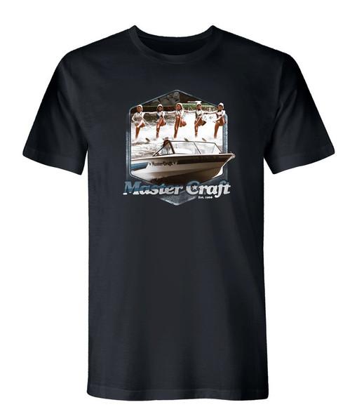 MasterCraft Ski Line Men's T-shirt