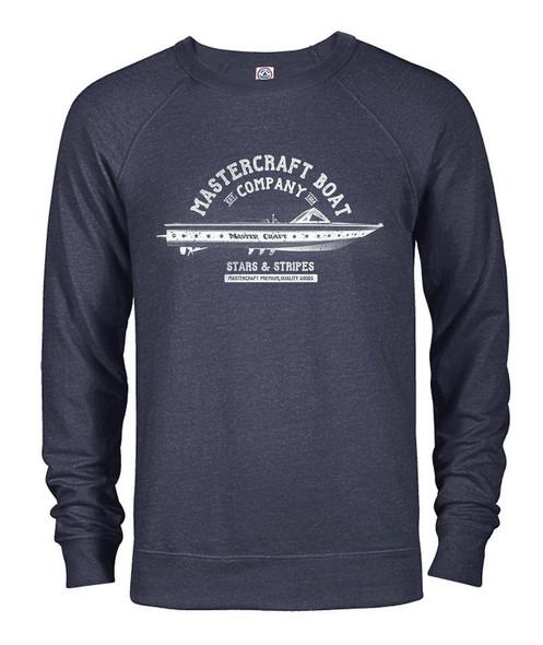 MasterCraft Stars & Stripes Men's Crewneck Sweatshirt