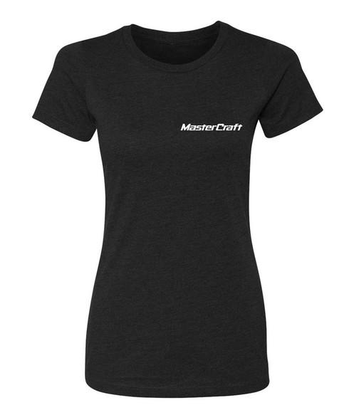 MasterCraft Classif Logo Left Chest Women's T-Shirt