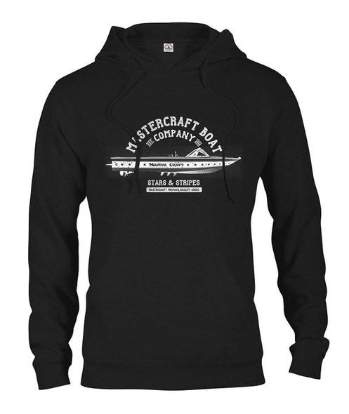 MasterCraft Stars & Stripes Men's Hooded Sweatshirt