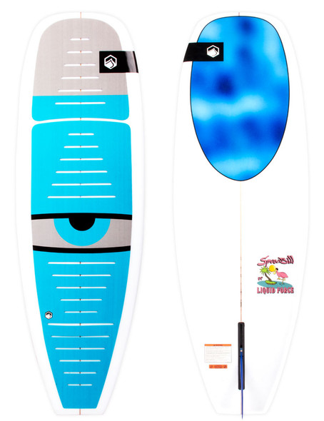 Liquid Force Spoon Bill Wakesurf Board