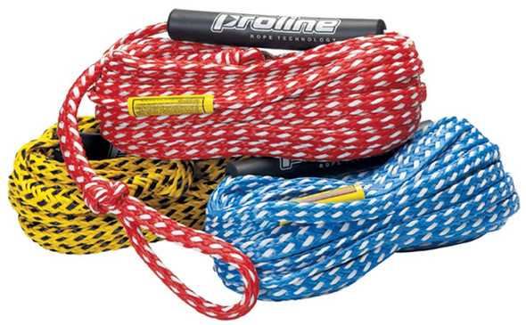 "Proline 60' Towable Tube Rope (3/8"") - 2 person"