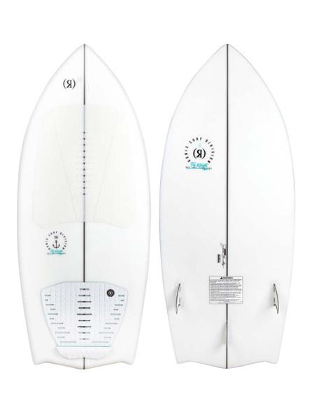 2021 Ronix Flyweight Bat Tail Wakesurf Board 1