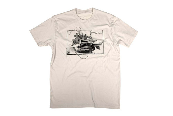 2021 Ronix Surf Babe T-Shirt - Tan/Black
