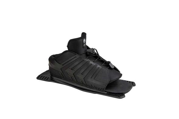 2021 Radar Hybrid Rear Toe (HRT) Feather Frame Water Ski Binding - Mens Size 7-11