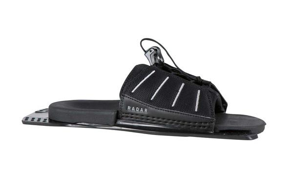 2021 Radar Adjustable Rear Toe Plate (ARTP) Water Ski Binding
